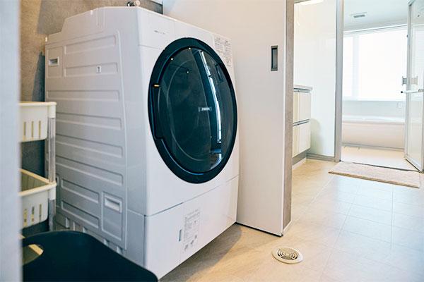 ドラム洗濯・乾燥機